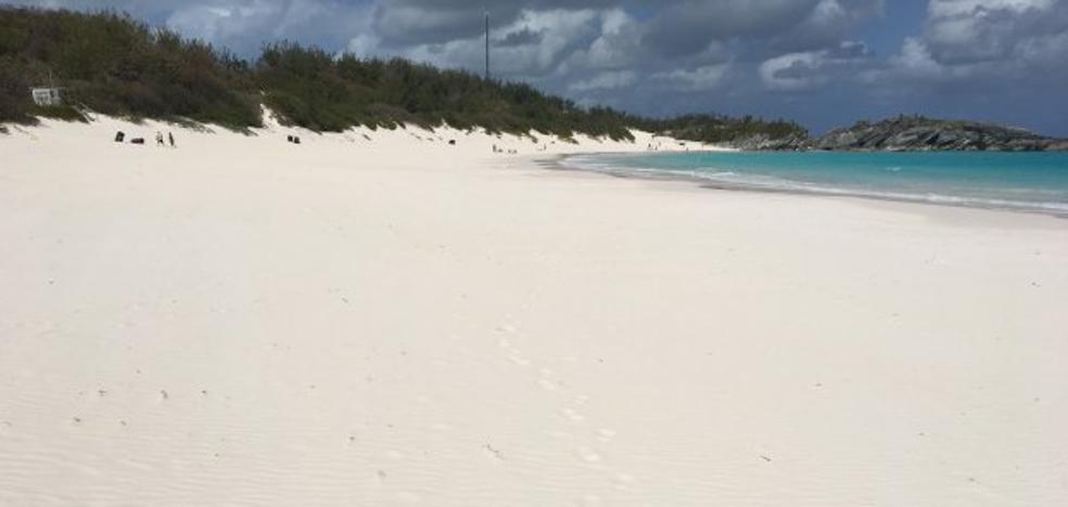 Bermuda, la isla rosa