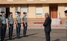 Almería acogerá a ochenta alumnos en prácticas de la Guardia Civil durante un año