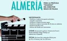 Brian de Palma sigue buscando figurantes: ahora con aspecto japonés o magrebí