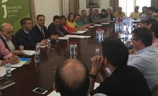 La Junta exige al Gobierno central un calendario para la reactivación de la A-32