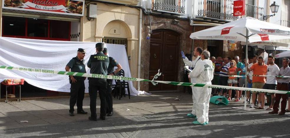 """La Guardia Civil baraja """"una rencilla"""" como hipótesis en el tiroteo de Valdepeñas"""