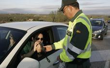 Más de 1.800 conductores almerienses han sido 'cazados' hasta cuatro veces borrachos