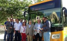 La nueva línea de autobús del Bulevar, incompleta