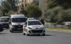 Jaén pierde casi un tercio de sus examinadores de tráfico en 6 años