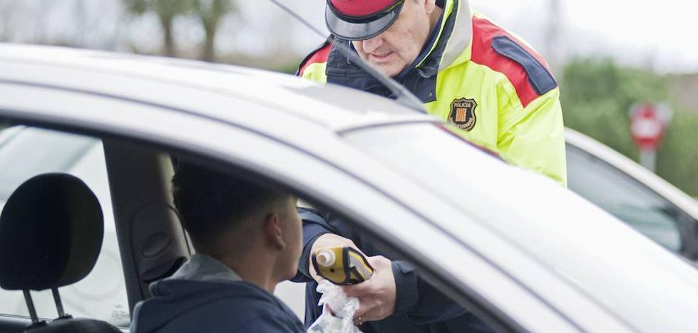 Detenido un conductor ebrio cuando iba a un juicio para ser juzgado por conducir bebido