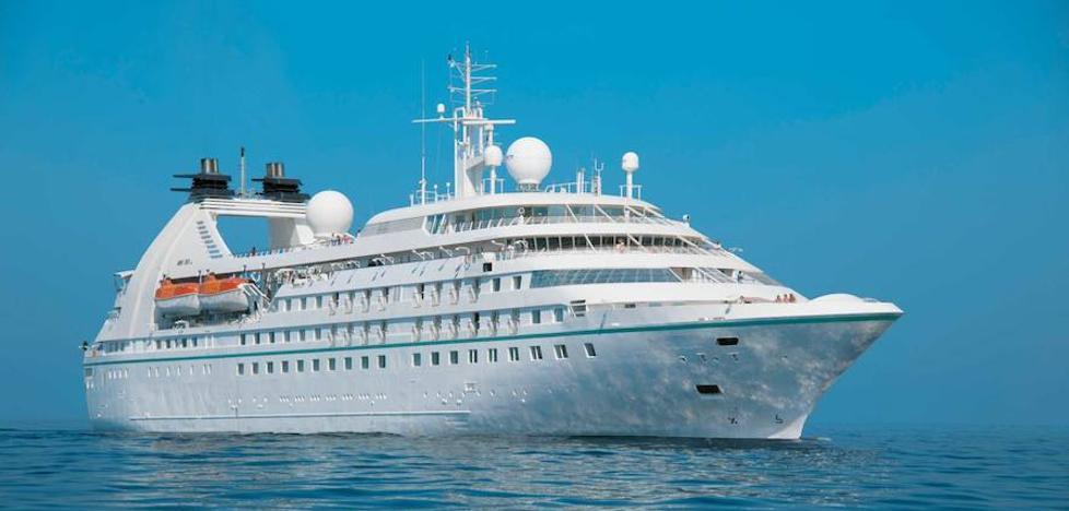 Un crucero 'familiar' llega el miércoles a Almería