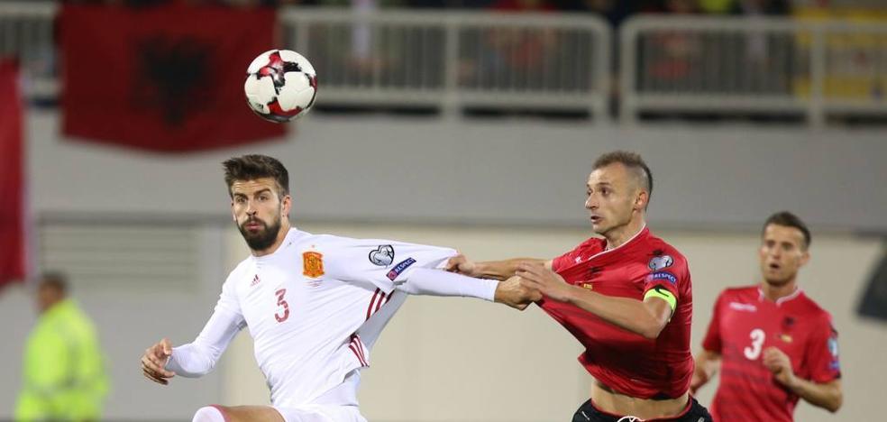 El Rico Pérez de Alicante albergará el España-Albania