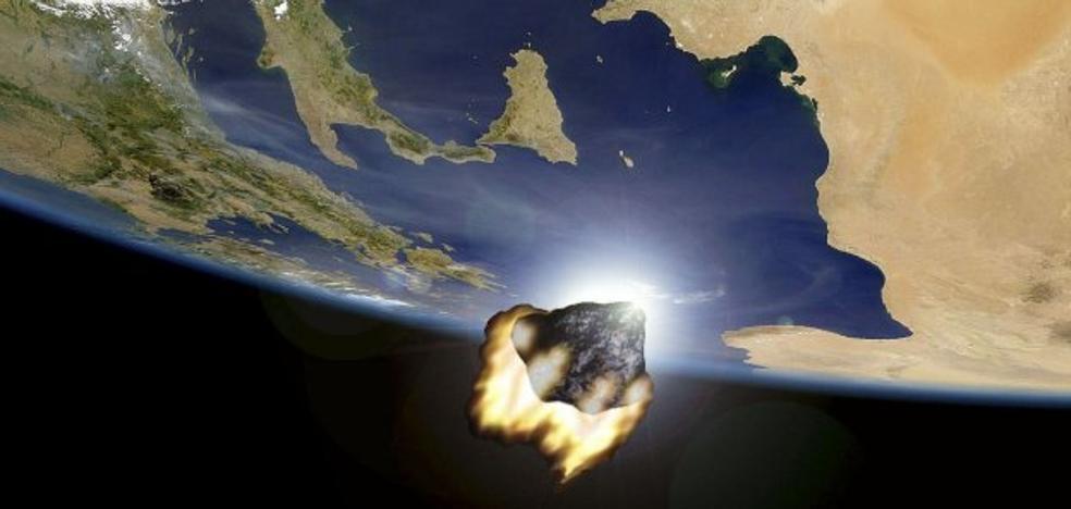 Granada estudia la amenaza de los asteroides