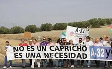 La Plataforma por la A-32 retoma este jueves las movilizaciones en Villanueva del Arzobispo