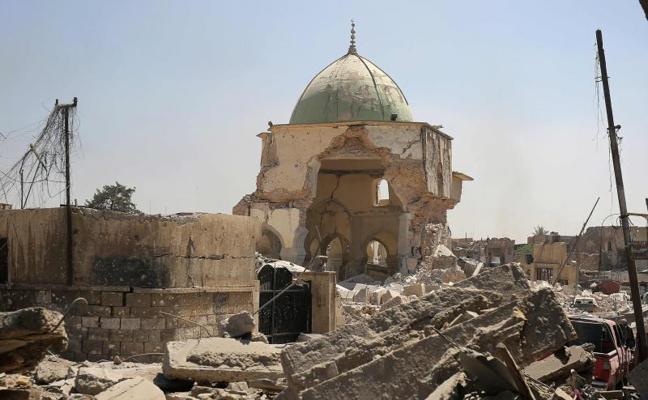 El primer ministro iraquí declara «el fin» del Daesh en su país