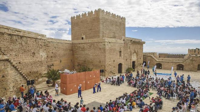 Amanecer en La Alcazaba, el plato fuerte del fin de semana cultural