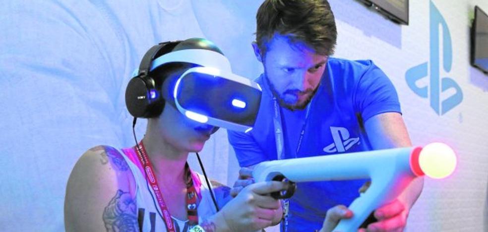Los videojuegos son ya la primera opción de ocio audiovisual en España