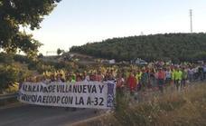 """El PSOE exige al Gobierno que """"deje de ningunear a Jaén y reactive"""" la A-32"""
