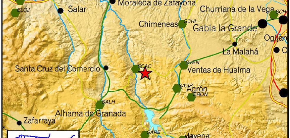 Un terremoto de 3,5 se deja sentir en Agrón
