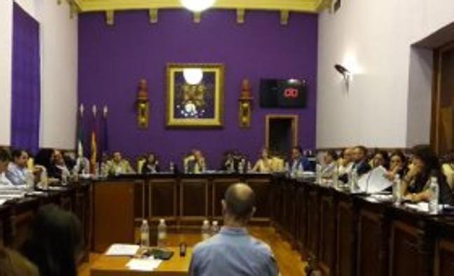 El Ayuntamiento de Jaén es el primero del país en pedir la supresión de la autonomía catalana