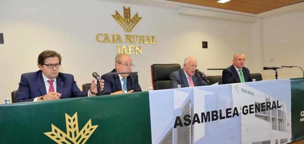 La Caja Rural de Jaén, «blindada» para evitar una situación como la del Popular