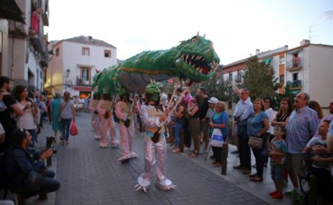 El lagarto vuelve a La Magdalena