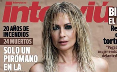 Olvido Hormigos, desnuda en la nueva portada de Interviú