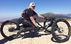 Roban la bicicleta a la atleta paralímpica Gema Hassen-Bey en el Orgullo