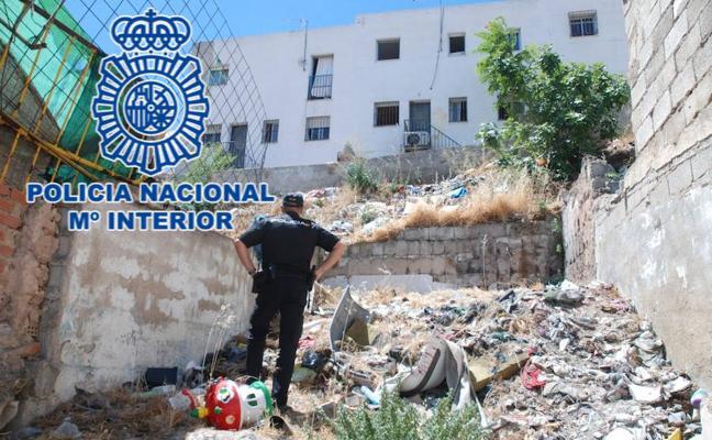 Detenidos dos hombres que tirotearon una vivienda en Jaén