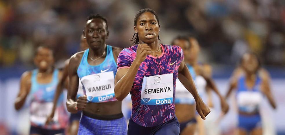 La IAAF reabre el controvertido asunto de las deportistas con exceso de testosterona