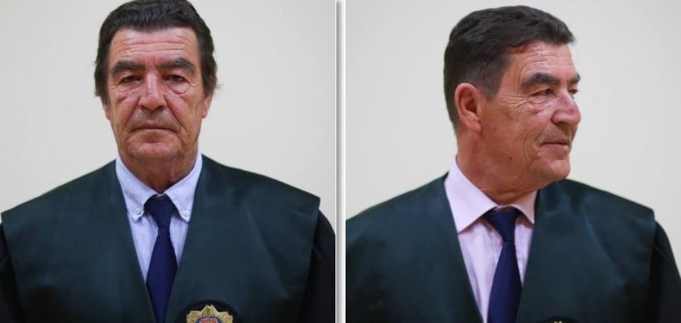 El juez Emilio Calatayud, recién cortado el pelo