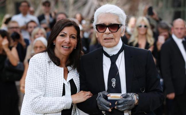 Cuando París y Chanel se homenajean mutuamente