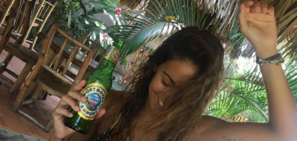 Desvelan los secretos de Lara Álvarez en la isla de 'Supervivientes'