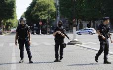 Detenido un hombre en Francia por planear «un acto violento»