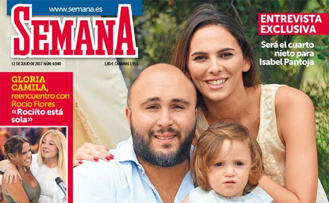 Kiko Rivera e Irene Rosales van a ser papás de nuevo