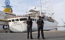 Detenido un fugitivo reclamado por Bélgica cuando intentaba huir a Marruecos