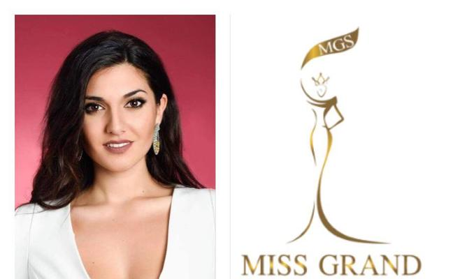Vota por la granadina Paola Morales para ser Miss Grand Spain