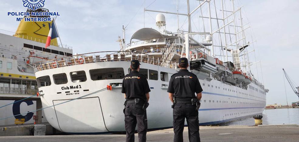 'Cazan' en 8 horas a tres fugitivos en Almería, uno de ellos por corrupción de menores