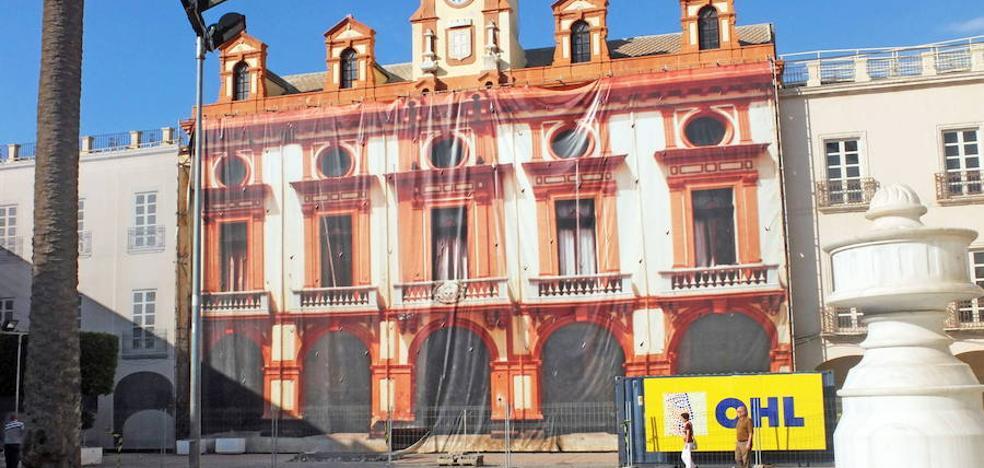 El Ayuntamiento de Almería, el menos transparente de España