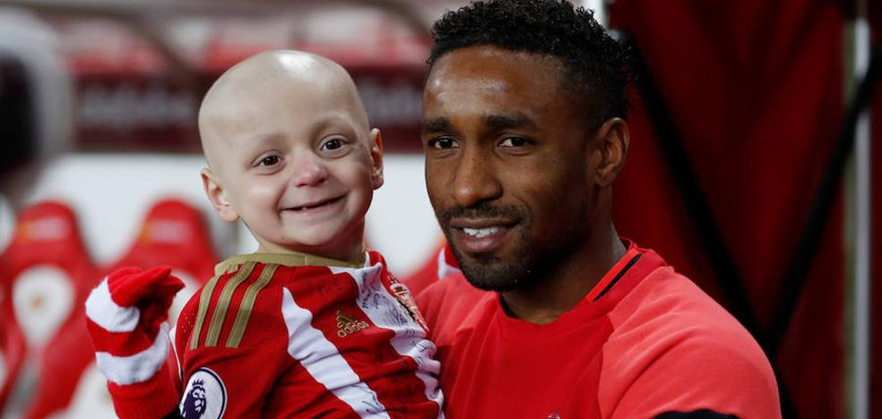 Fallece Bradley Lowery, el niño que emocionó al fútbol inglés