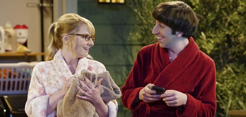 El verdadero motivo por el nunca se verá la cara del bebé de Howard y Bernadette