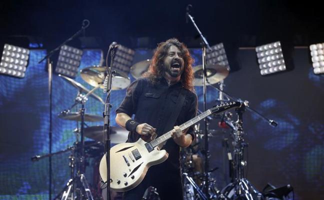 El segundo Mad Cool sobrevive al diluvio con unos Foo Fighters mesiánicos
