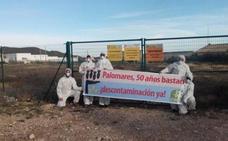 La contaminación de Palomares llega al Parlamento Europeo