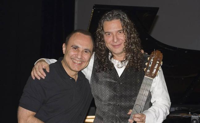 Michel Camilo y Tomatito, juntos en el Palacio de Carlos V