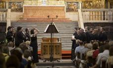 La Danserye ofrece la misa de difuntos de Mateo Romero