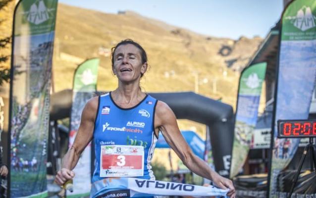 Carlos García y Silvia Lara ganan el Kilómetro Vertical de Sierra Nevada con participación de Mireia Belmonte