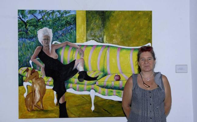 Emma Plunkett y Manuel Morego exponen en la Sala de Exposiciones del Jardín Nazarí de Vélez de Benaudalla