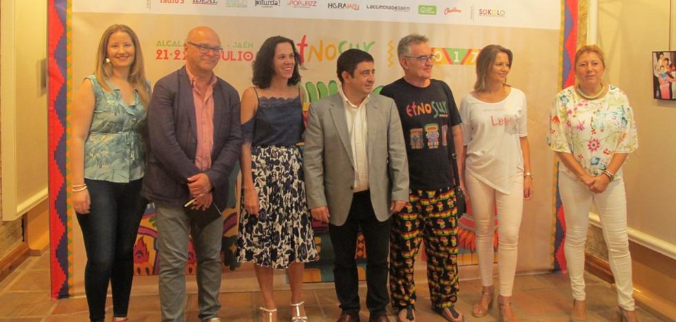 Etnosur volverá a convertir a Alcalá la Real en espacio de encuentro y fusión de culturas