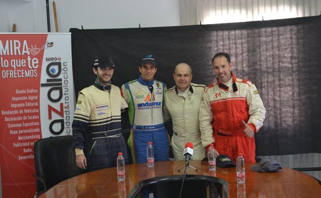 Janssens arrasa y bate su récord en la Subida al Cerro de los Cañones