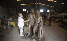 El cementerio de las estatuas