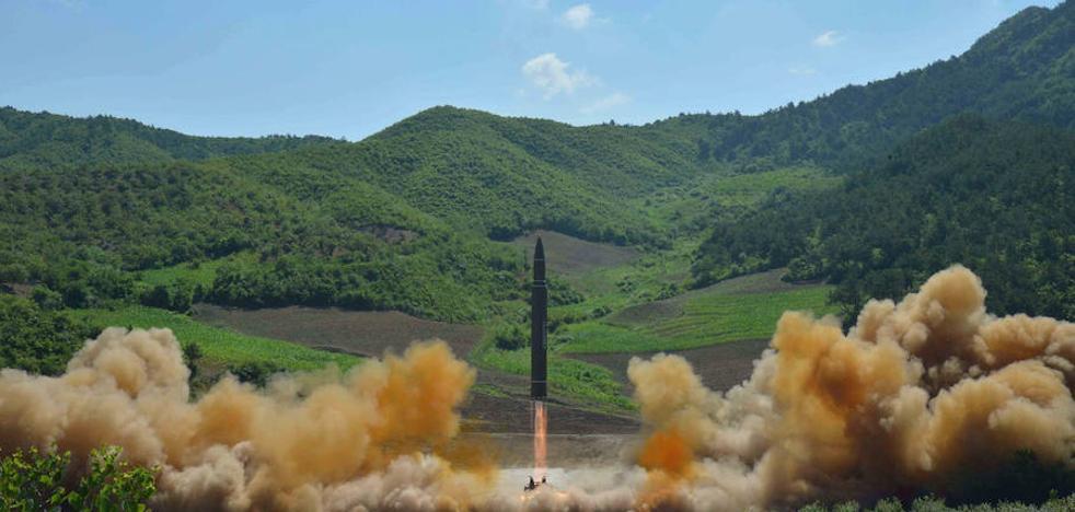 California estará al alcance de los misiles norcoreanos «en dos años»