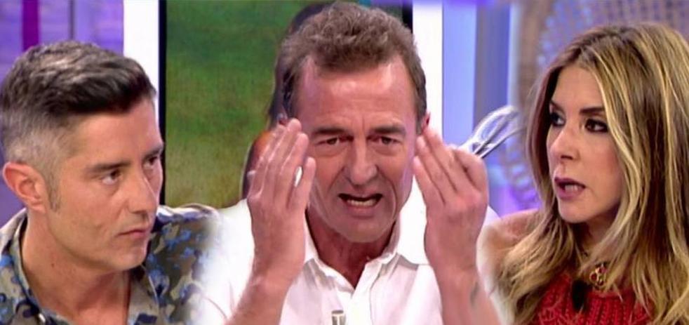 """Alessandro Lequio acusa a sus compañeros de querer """"hacer espectáculo"""""""