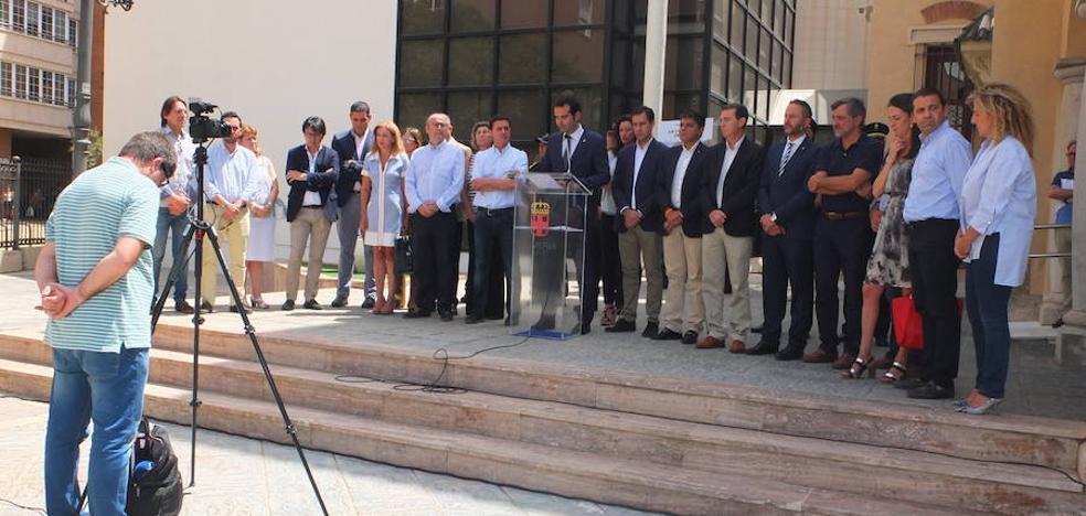 Almería guarda un sentido homenaje a Miguel Ángel Blanco