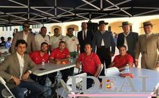 'Domino' ya se rueda en la Plaza de Toros de Almería