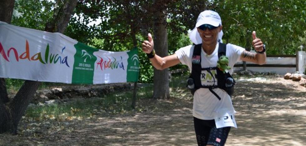 El malasio Soonseng Ong se pone líder entre Alhama y Játar